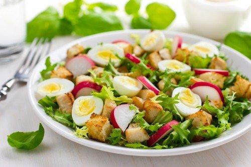5 витаминных салатов для весенних завтраков-5 фото