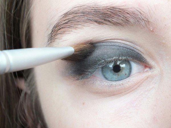 Современный вечерний макияж