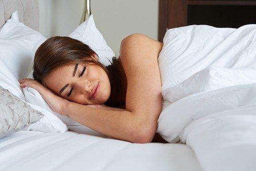 Как быстро восстановить режим сна
