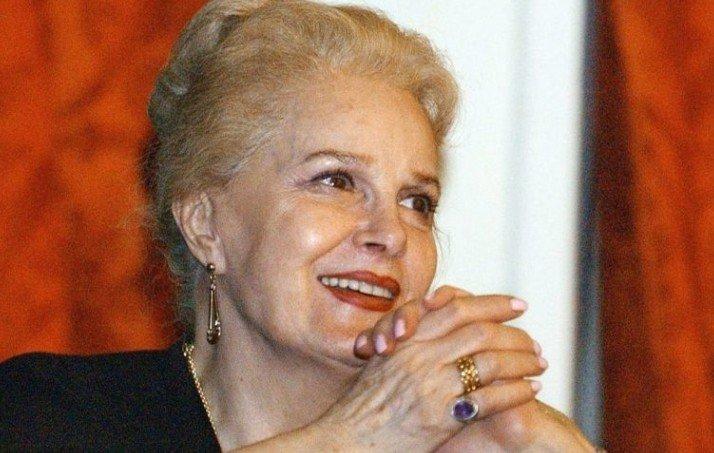 В возрасте 91 года ушла из жизни Элина Быстрицкая, самая красивая актриса СССР