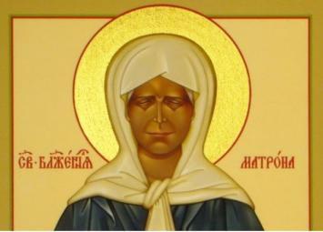 Чудотворная молитва Матроне московской, которая избавляет от порчи