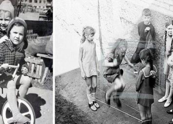 Вы узнали себя на этих фото, значит у Вас было настоящее детство