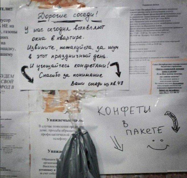 Увлекательные записки соседей по дому