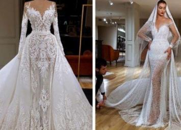 Сербский дизайнер свадебных платьев создает шедевры, в которых мечтает выйти замуж каждая