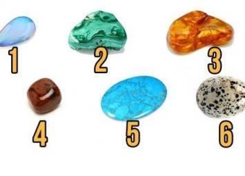 Выберите камень и узнайте, что готовит вам судьба на ближайший месяц